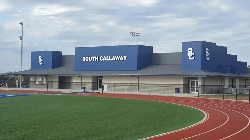 South Callaway High School Track