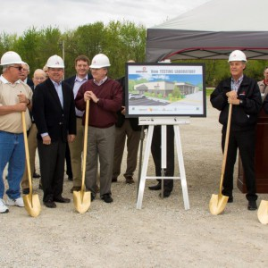 Orschelen Products Ground Breaking