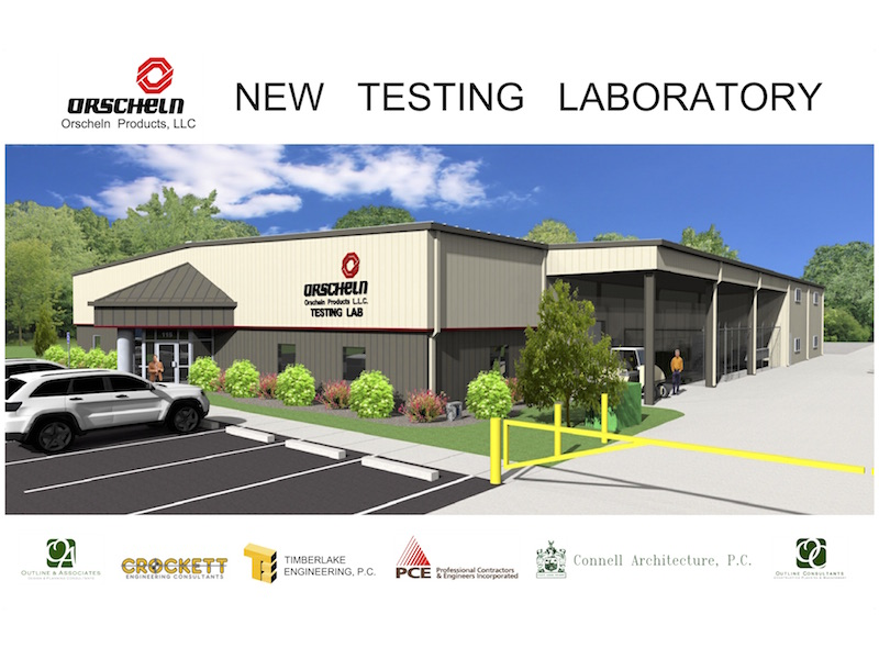 Orschelen Products Moberly Facility Rendering