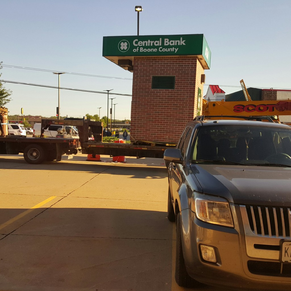 PCE Moving Central Bank of Boone County ATM