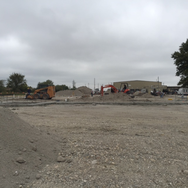 Progress Photo - Orscheln Products – Moberly, Missouri